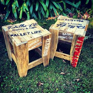 Pallet Life Gallery and Artisan Market