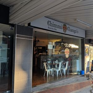 Chimmi Changa's Burrito Bar