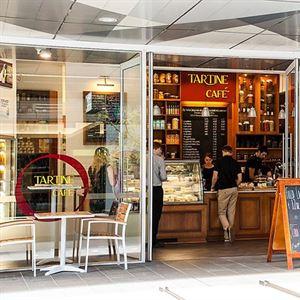 Tartine Cafe Westralia Plaza
