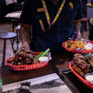 Fat Angel Sports Bar & Grill