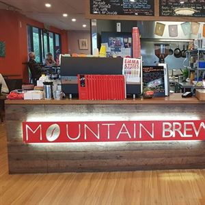 The Mountain Brew Cafe