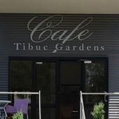 Tibuc Gardens Cafe Logo