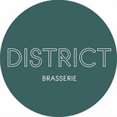 District Brasserie Logo