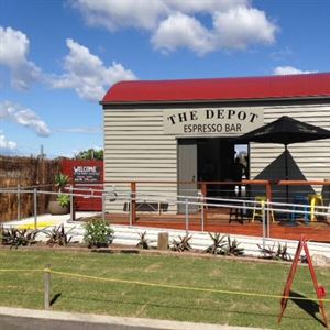 The Depot Espresso Bar