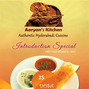 Aaryans Kitchen