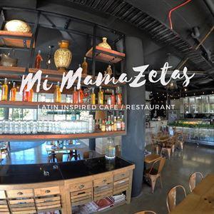 Mi MamaZetas Cafe