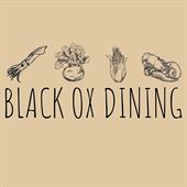 Black Ox Dining Logo