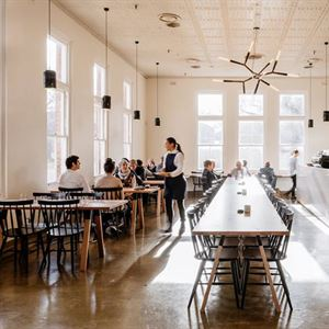 The Agrarian Kitchen Eatery