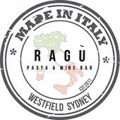 Ragu Pasta and Wine Bar Logo