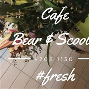 Cafe Bear and Scoobs