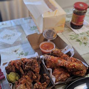 Ruckus Fried Chicken