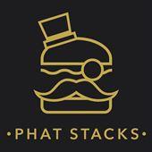 Phat Stacks Burgers Logo