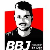 Burgers By Josh Rouse Hill Logo