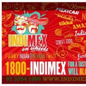 IndiMex Food Truck