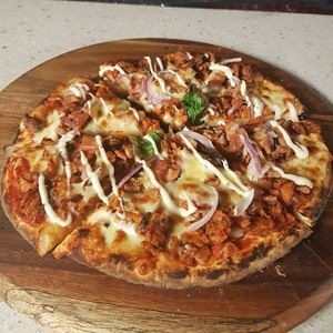 Farmer Brown's Pizzas