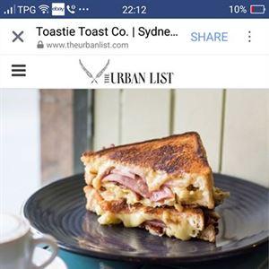 Toastie Toast Co.
