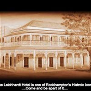 Leichhardt Hotel Bistro