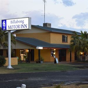 Billabong Motor Inn Restaurant