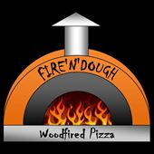 Fire 'N' Dough Logo