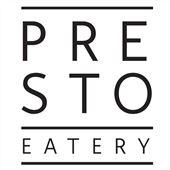 Presto Eatery Logo