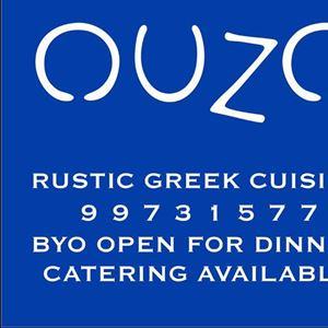 Ouzo Greek
