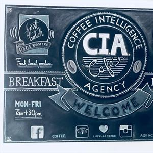 Coffee Intelligence Agency Cafe - CIA