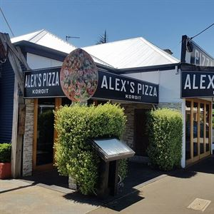 Alex's Pizza Koroit