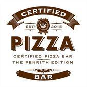 Certified Pizza Bar Logo