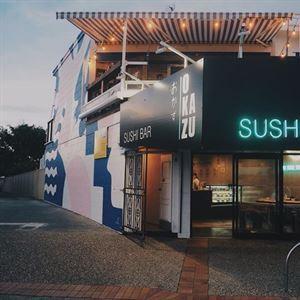 Okazu sushi