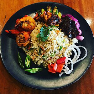 The White Elephant Sri Lankan Cuisine