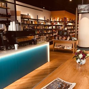 The Mustard Seed Bookshop & Cafe