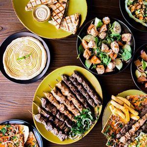 Kan Zaman Syrian BBQ