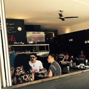 Cafe Black Bay