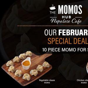 The Momos Hub