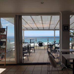 Cabana Beach Kiosk