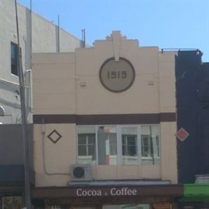 1919 Cocoa and Coffee