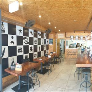 Soul Burger Newtown