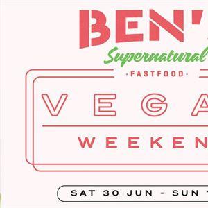 Ben's Supernatural Fast Food