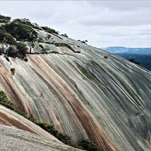 Bald Rock National Park
