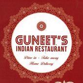 Guneet's Indian Restaurant Logo