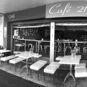 Cafe 21 Caloundra