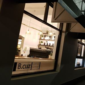 B.cuz Coffee & Eatery