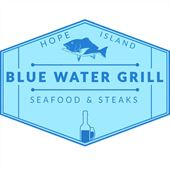 Blue Water Grill Logo