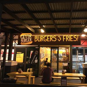 Getta Burger Ashgrove