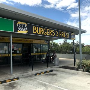 Getta Burger Holmview