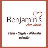 Benjamin's Cafe Patisserie Logo