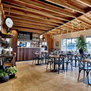 The Wood Restaurant