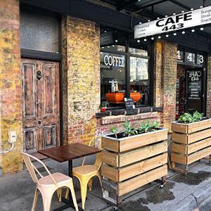 Cafe 443 Northcote
