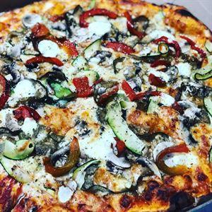 Origano Wood Fire Pizza