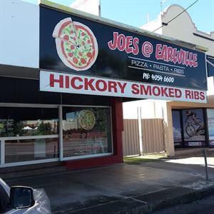 Joes Pizza @ Earlville